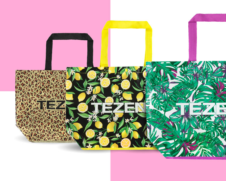 tezenis underwear summer bag