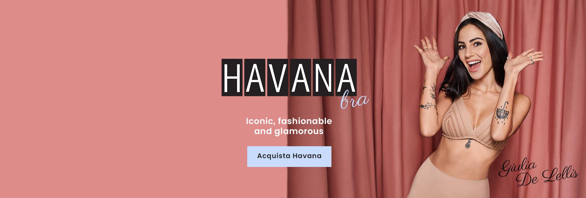 HAVANA, the bra revolution